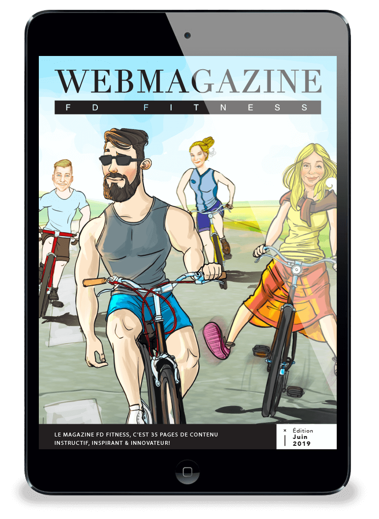 Magazine FD Fitness